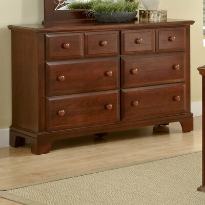 Hamilton Franklin 6 Drawer Dresser