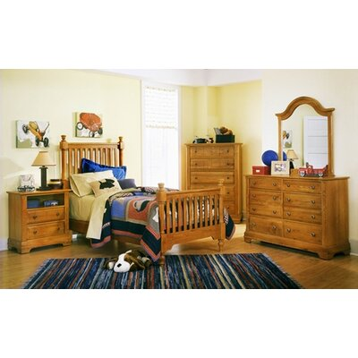 Vaughan-Bassett Cottage Slat Youth Bedroom Collection