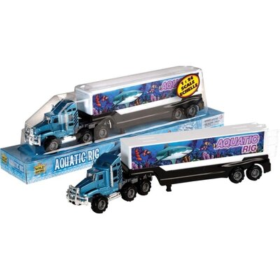 Wild Republic Truck Aquatic Semi