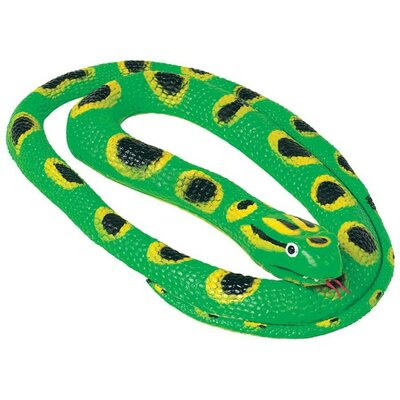"Wild Republic Rubber Snakes 72"" Anaconda"