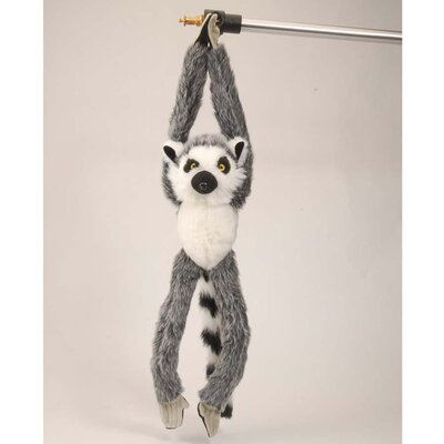 Hanging Ringtail Lemur Toy