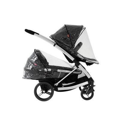 Phil & Teds Storm Cover for Promenade Buggy