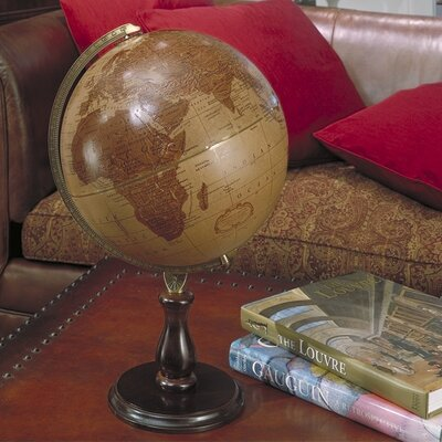 Replogle Globes Leather Expedition World Globe