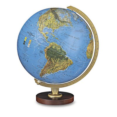Replogle Globes Livingston World Globe