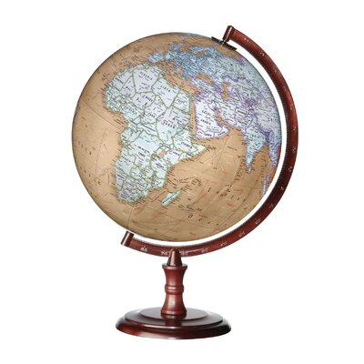 Replogle Globes Discovery Expedition Clarion Globe