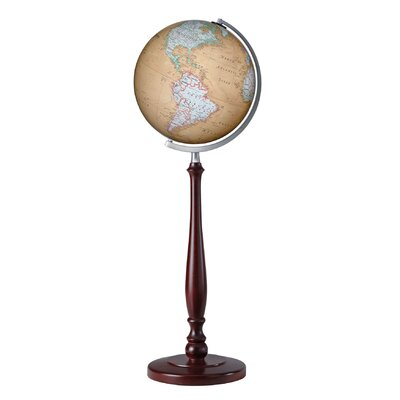 Replogle Globes Discovery Expedition York Globe