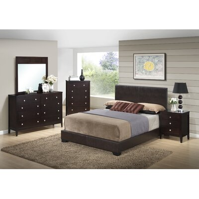 Lily Panel Bedroom Collection
