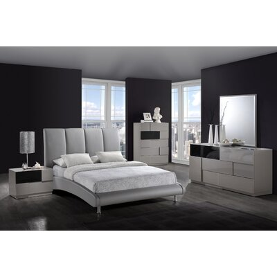 Bianca Sleigh Bedroom Collection Wayfair