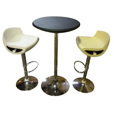 Global Furniture USA Neptune Bar Table Set