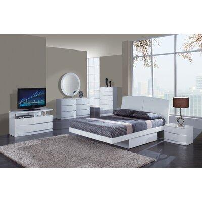 Global Furniture USA Aria 2 Drawer Nightstand
