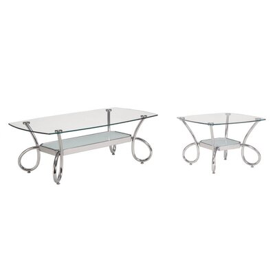 Global Furniture USA Jonelle Coffee Table Set