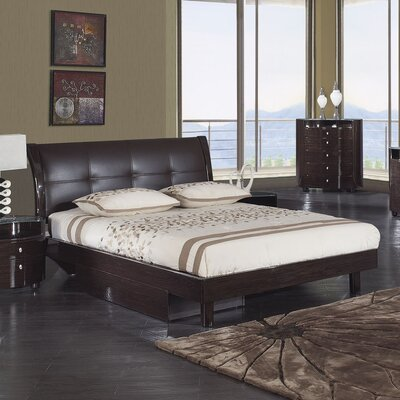 Global Furniture USA Evelyn Platform Bedroom Collection