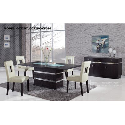 Global Furniture USA Jordan Dining Table