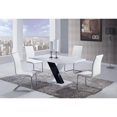 Global Furniture USA 5 Piece Dining Set