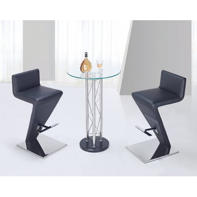 Global Furniture USA Pub Table Set