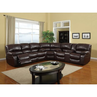 Global Furniture USA 3 Piece Sectional