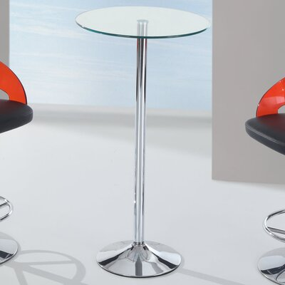 Global Furniture USA Pub Table with Optional Stools