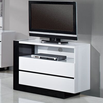Global Furniture USA Trinity 2 Drawer Media Chest