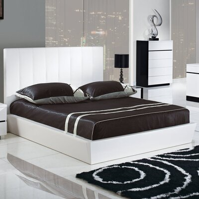 Global Furniture USA Trinity Platform Bed