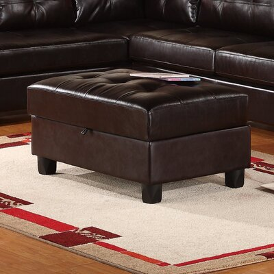 Global Furniture USA Storage Ottoman
