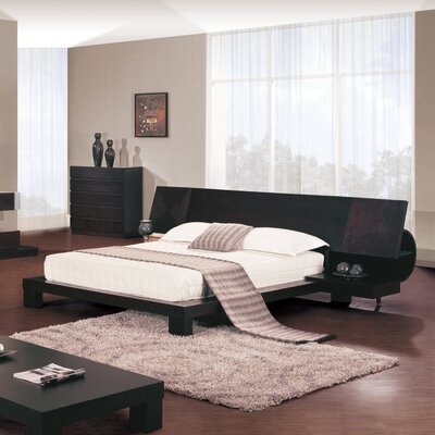 Global Furniture USA Soho Platform Bed