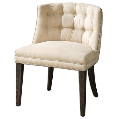 Uttermost Trixie Fabric Side Chair