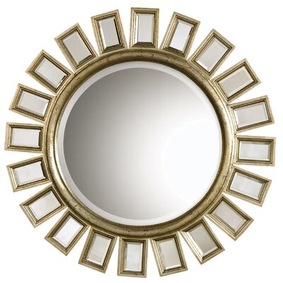 Uttermost Cyrus Sunburst Wall Mirror