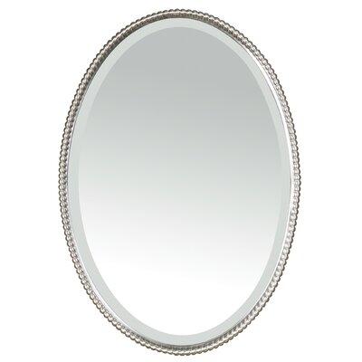 uttermost sherise beaded mirror reviews wayfair