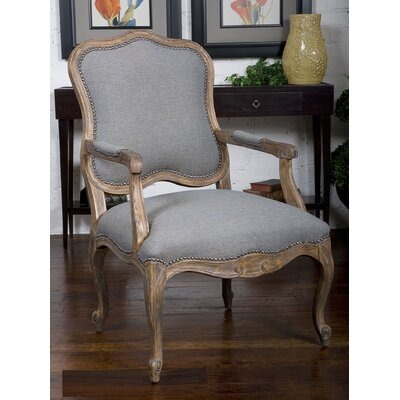 Willa Steel Arm Chair