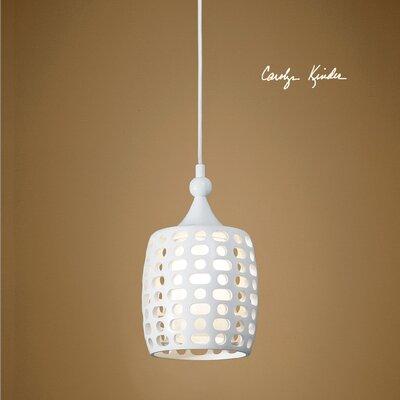 Uttermost Modernismo 1 Light Mini Pendant