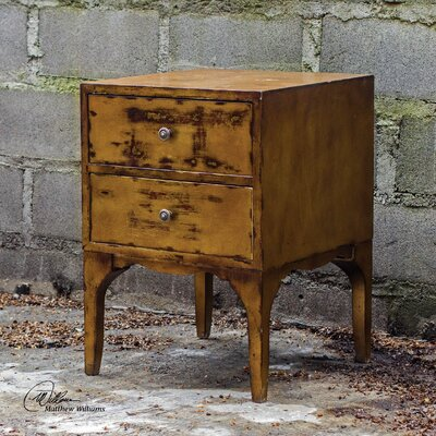 Vatia End Table