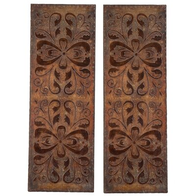 Uttermost Alexia Wall Art Panels by Moon, Billy (Set of 2)
