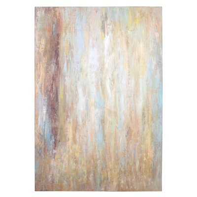 Uttermost Rain Drops Canvas Oil Painting
