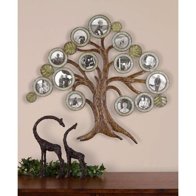 Uttermost Maple Tree Picture Frame