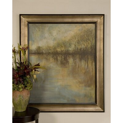 Winter Glow by Grace Feyock Framed Painting Print