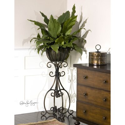 Uttermost Costa Del Sol Potted Greenery Planter