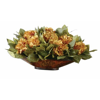 Uttermost Old World Hydrangeas Planter