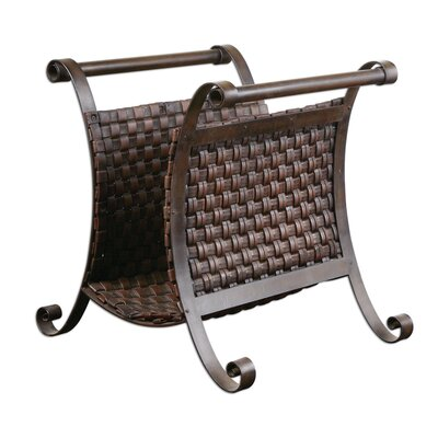 Uttermost Brunella Magazine Holder
