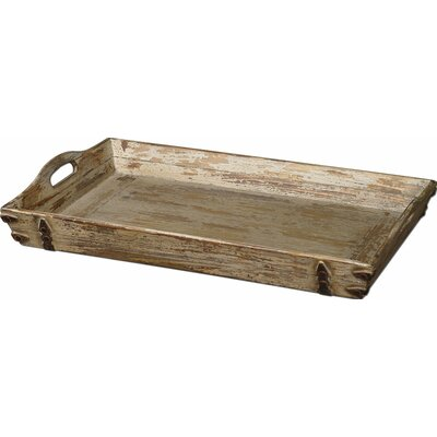 Uttermost Abila Rectangle Serving Tray