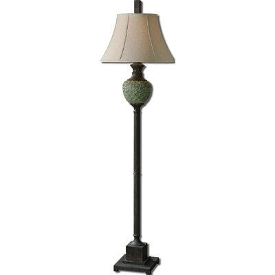 Uttermost Benevello 1 Light Floor Lamp