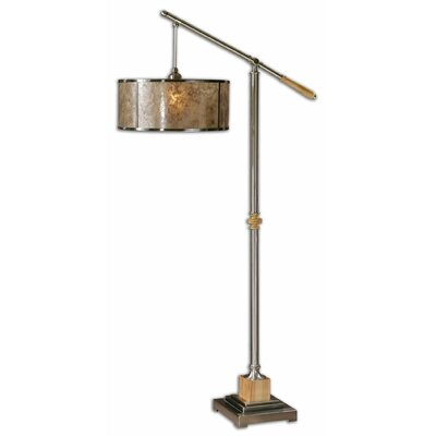 Uttermost Sitka 1 Light Floor Lamp
