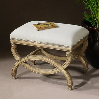 Uttermost Karline Wood Bench