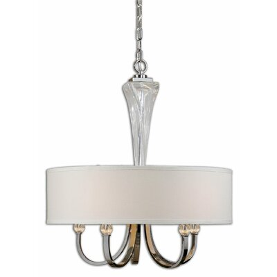 Grancona 5 Light Drum Chandelier