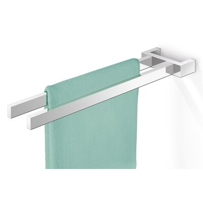 "ZACK Linea 17.52"" Wall Mounted Towel Bar"