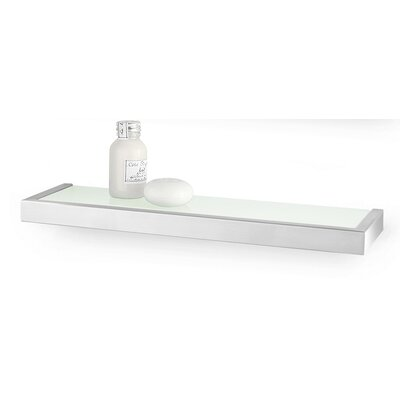"ZACK Bathroom Accessories 1.18"" x 18.3"" Shelf"