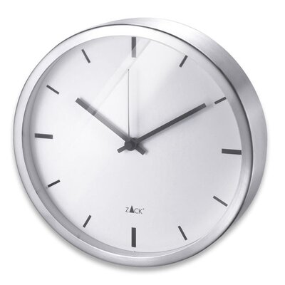 "ZACK Home Decor 9.4"" Durata Quartz Wall Clock"