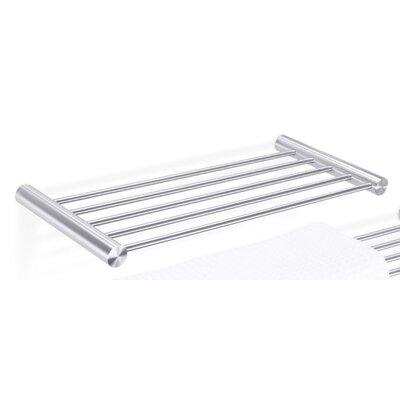 "ZACK Bathroom Accessories 11.8"" Wall Mounted Civio Towel Shelf"