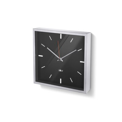 ZACK Durata Square Quartz Wall Clock