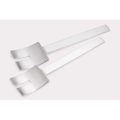 ZACK Santo 2 Piece Salad Server Set