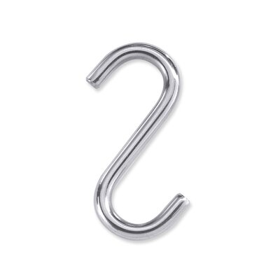 ZACK Small S-Hook (Set of 6)